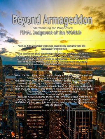 Beyond Armaggedon by Richard Traver